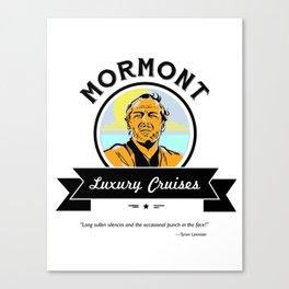 Mormont Luxury Cruises Canvas Print