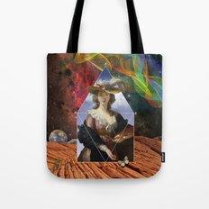 Aristocratic Woman Tote Bag