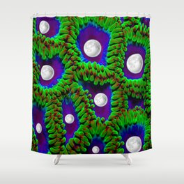 Gaia | Planet Earth into a New Dimension Shower Curtain