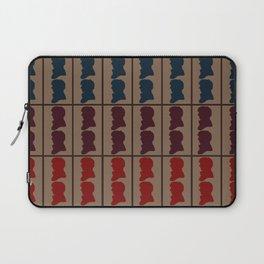 Sherlock Baker Street Station Laptop Sleeve