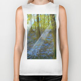 Bluebell Wood Biker Tank