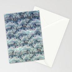 BOHO SEA MANDALAS Stationery Cards