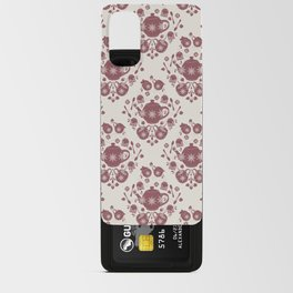 Afternoon Tea Damask Android Card Case