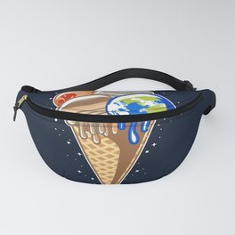 Planet Ice Cream Fanny Pack