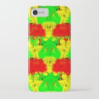 rasta iPhone & iPod Cases featuring Rasta by Kimberly