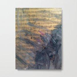 Musical Art Metal Print