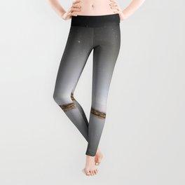 Sombrero Galaxy Leggings