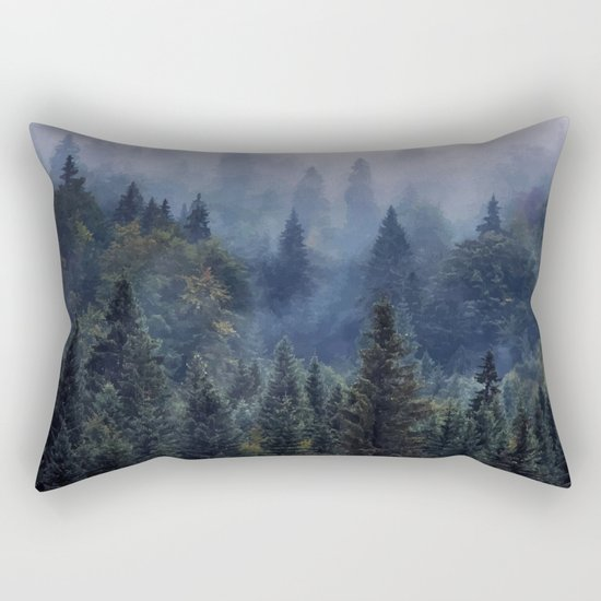 The Visionary Echo #society6 Rectangular Pillow