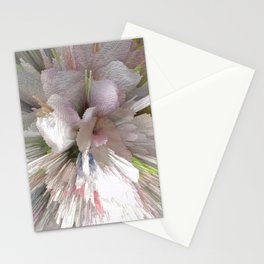 Abstract apple tree Stationery Cards
