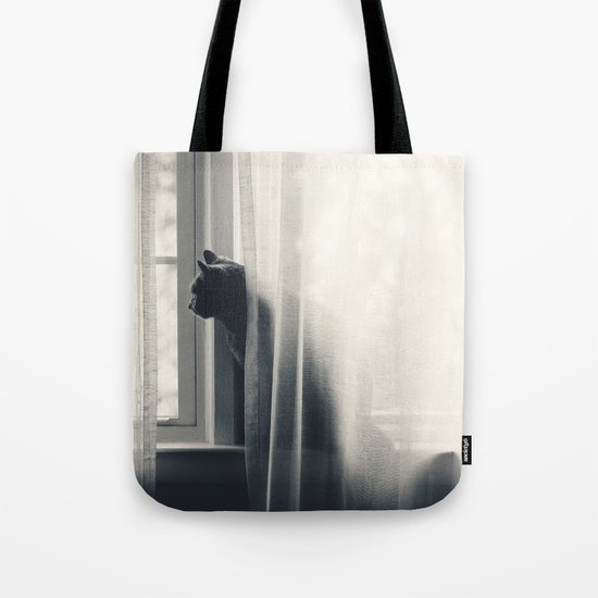 Le Kitty  Tote Bag