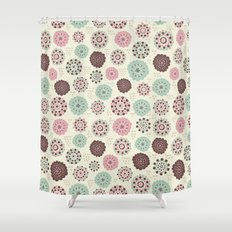 Sweet Mauve Shower Curtain
