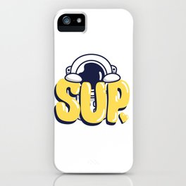 Greetings iPhone Case