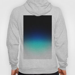 Blue Gray Black Ombre Hoody