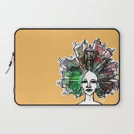 Paint the town Laptop Sleeve