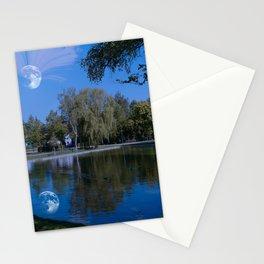Castle lake Stationery Cards