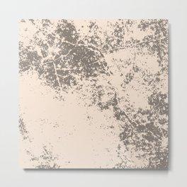 Stone grunge texture Metal Print