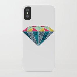 Diamond Geometric iPhone Case