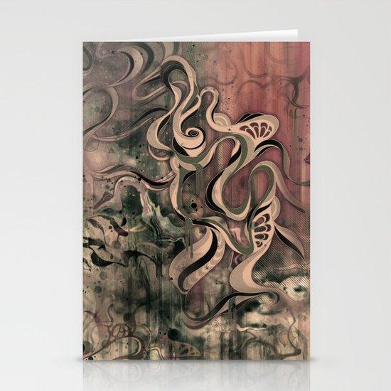 Tempest III (sandstorm) Stationery Cards