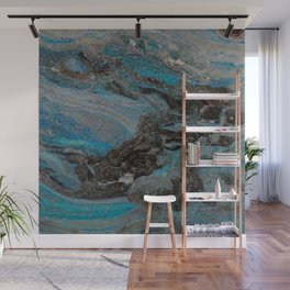 Marble, it is cool, aloof and especially elegant Wall Mural