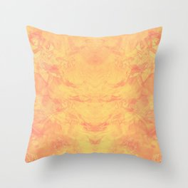 holy fire refraction 2 Throw Pillow