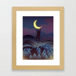 Try Framed Art Print