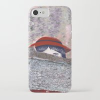 hunting iPhone & iPod Cases featuring Hunting  by Katty Huertas