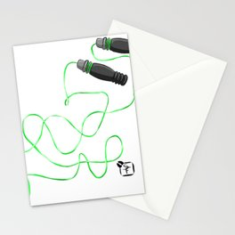 Jump Rope Stationery Cards