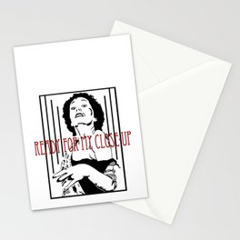 All right, Mr. Demille... Stationery Cards