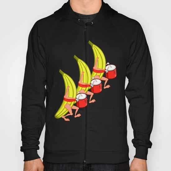 Banana Marching Band Hoody