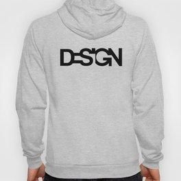 Typo Design Hoody