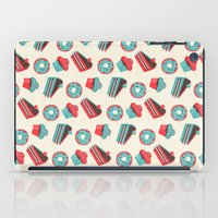 happy birthday iPad Cases featuring happy birthday  by marella
