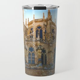 Leon Cathedral Travel Mug