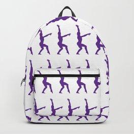 Gymnast Pose Backpack