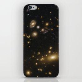 Galaxy cluster MACSJ1206 iPhone Skin