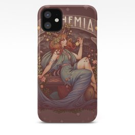 BOHEMIA iPhone Case