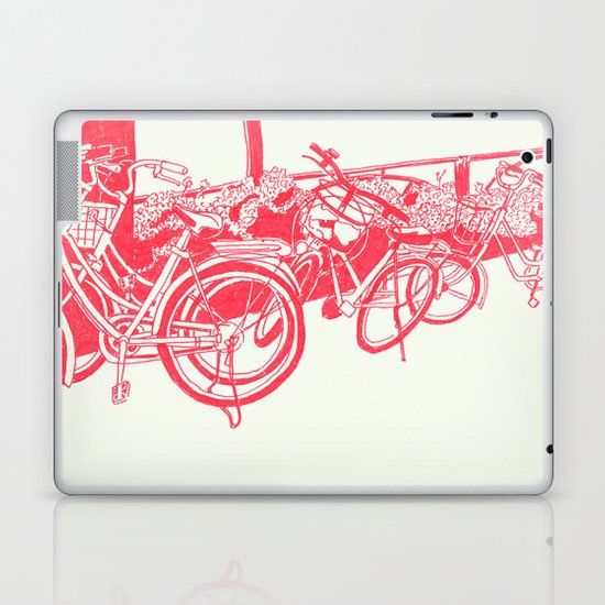 On Paper: Tokyo Bicycles Laptop & iPad Skin