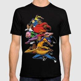 Fat Albert and the gang T-shirt