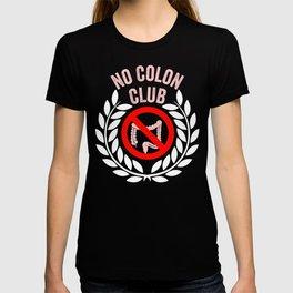 No Colon Club T-shirt