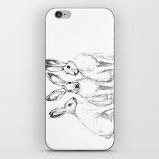 Three Hares sk131 iPhone & iPod Skin