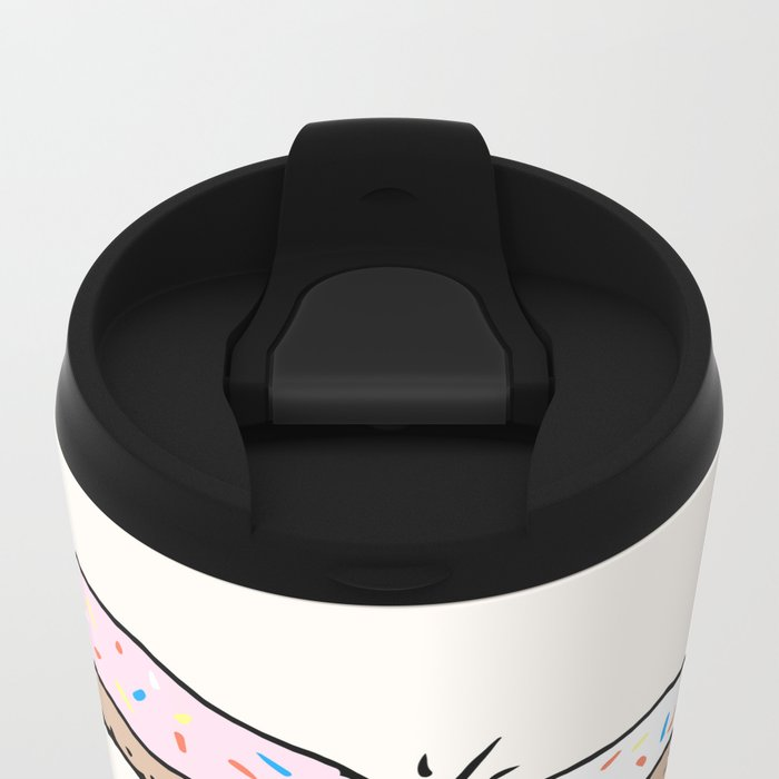 ETERNAL LOVE Metal Travel Mug
