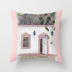 House in Pirenópolis Throw Pillow