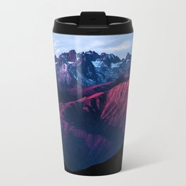 Running up that hill Travel Mug