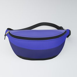 Deep Ocean Floor - Color Strips - Colors of Travel Fanny Pack