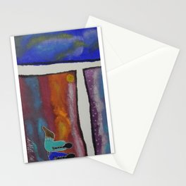 kisik 3 Stationery Cards