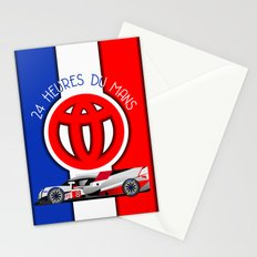 24 Hours of Le Mans - Toyota TS050 Stationery Cards