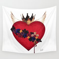 Sacred Heart for Frida Wall Tapestry
