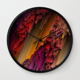 And you know... Wall Clock
