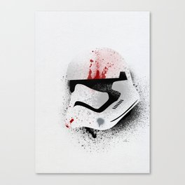 The Traitor Canvas Print
