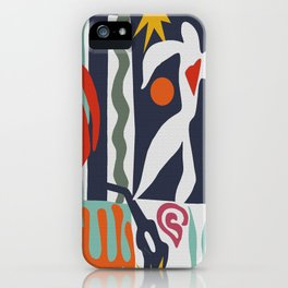 Inspired to Matisse iPhone Case
