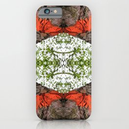 Mirror, Mirror in The Woods iPhone Case